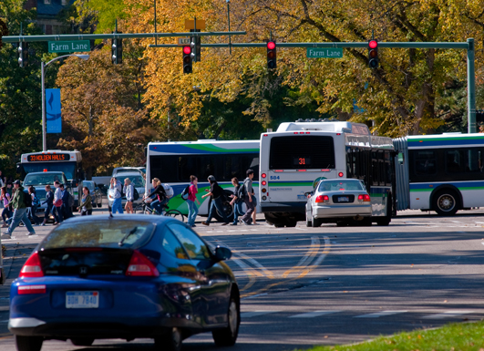 Transportation on Campus