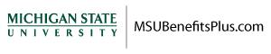 MSU Benefits Plus Logo