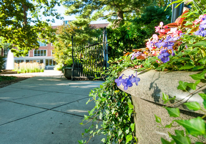 Gardens at MSU