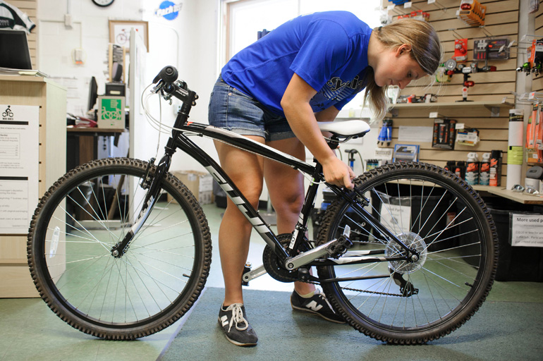 MSU Bikes is your one-stop shop for everything bike-related.