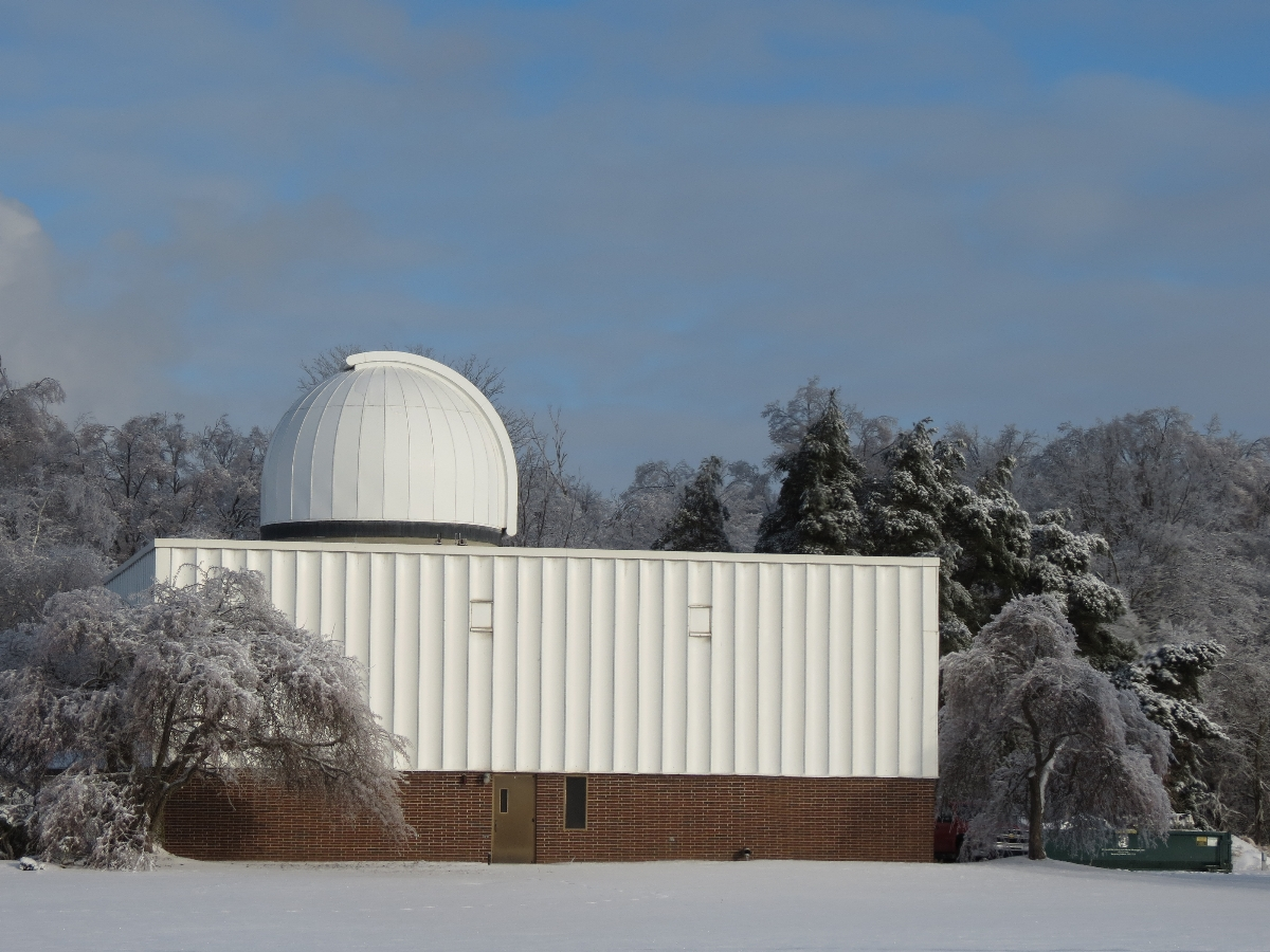 The MSU Observatory offers multiple opportunities to stargaze throughout the year.