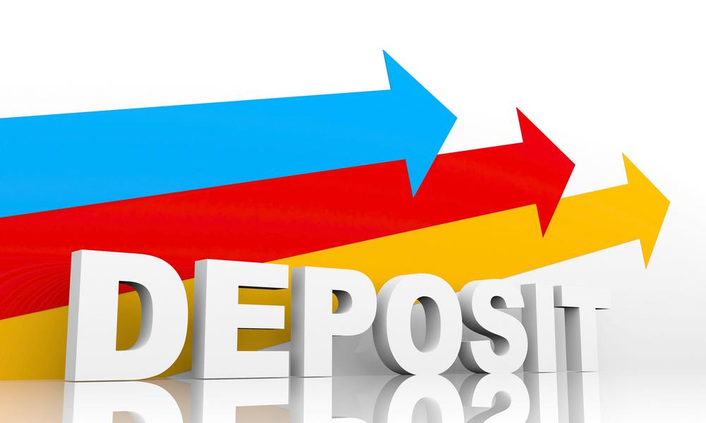 Deposit Graphic