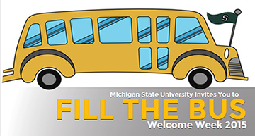 Fill the Bus graphic
