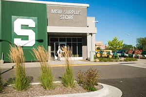 MSU Surplus Store