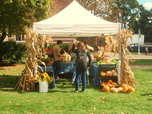 Student Farm Stand