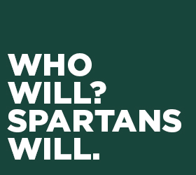 Spartans Will tagline