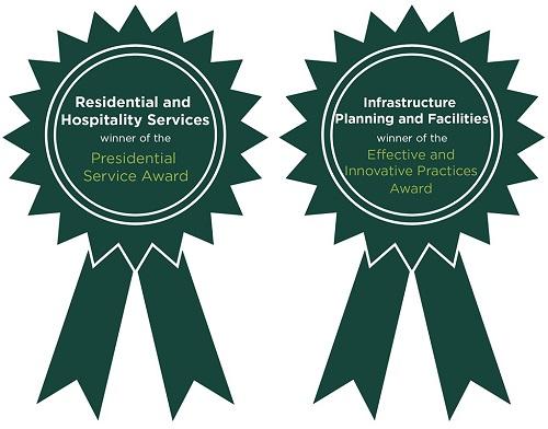 Award graphics