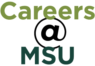 Careers @ MSU Graphic