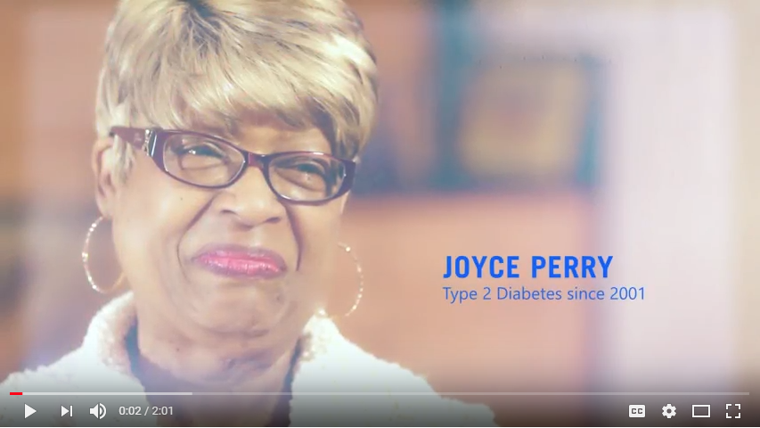 Joyce Perry's Livongo Experience - YouTube